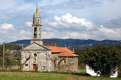 Igrexa de Sofán.